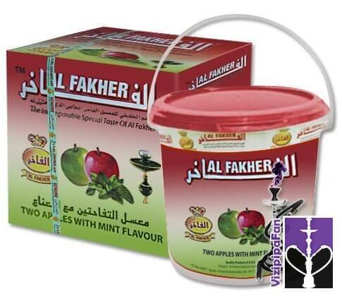 ideal281-Al_Fakher_Two-Apples_with_Mint