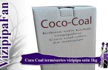 coco coal szén teszt