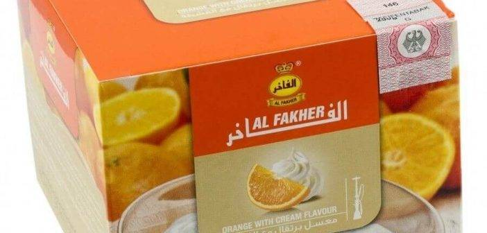 Al Fakher – Orange with Cream (Narancskrém)