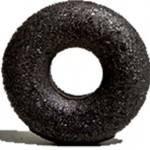 szén gyűrű vízipipához