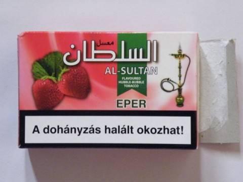 Al-sultan eper dohány