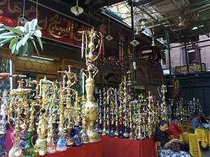 Egyiptomi pipa bazar