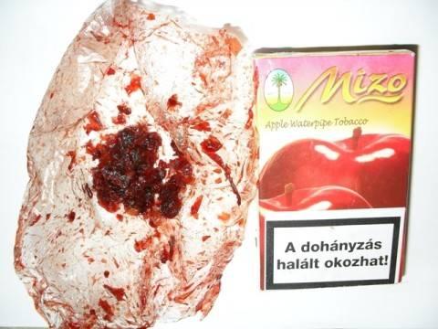 Nakhla Mizo almás dohány